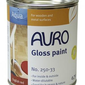Pintura carpinterías aqua 250