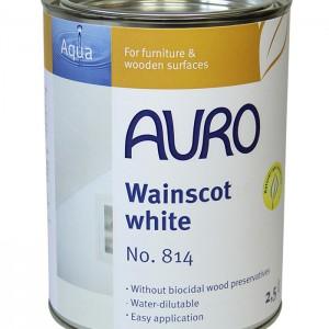 Wainscot-blanco maderas No 814